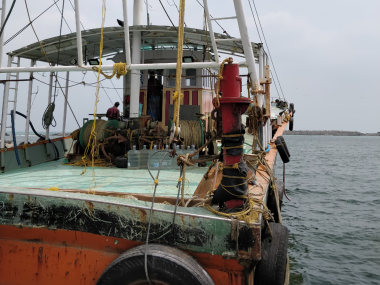 Deep sea fishermen receive no banking support as lenders dont want to fish for trouble