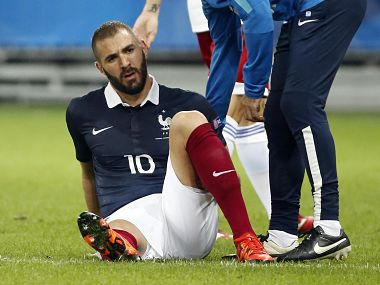 Karim Benzema lashes out at French Football Federation chief Noel Le Graet says he alone will decide on his international future