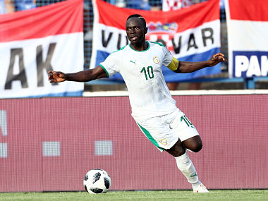 FIFA World Cup 2018 From shy youngster to global superstar charting Senegal captain Sadio Manes meteoric rise