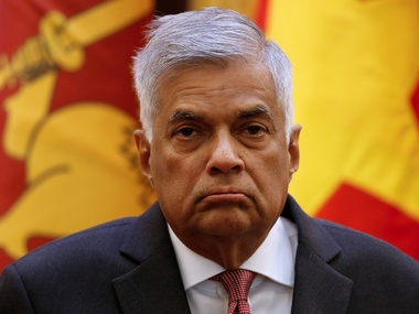 Few desperate people can start a bloodbath Sri Lankas ousted PM Ranil Wickremesinghe issues stark warning