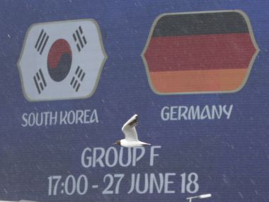 FIFA World Cup 2018 Germany fighting for survival in wideopen Group F Brazil aim to grab top spot on Day 14
