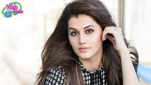 Taapsee Pannu talks about her debut in short film Nitishastra and her upcoming projects