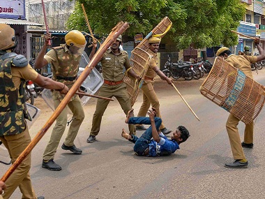AntiSterlite protest in Tuticorin Protester succumbs to injuries after five months toll rises to 14
