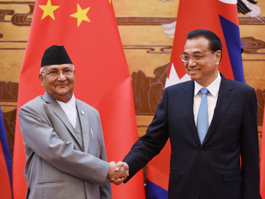 Nepal PM KP Sharma Oli says China visit enhanced cooperation on rail road connectivity