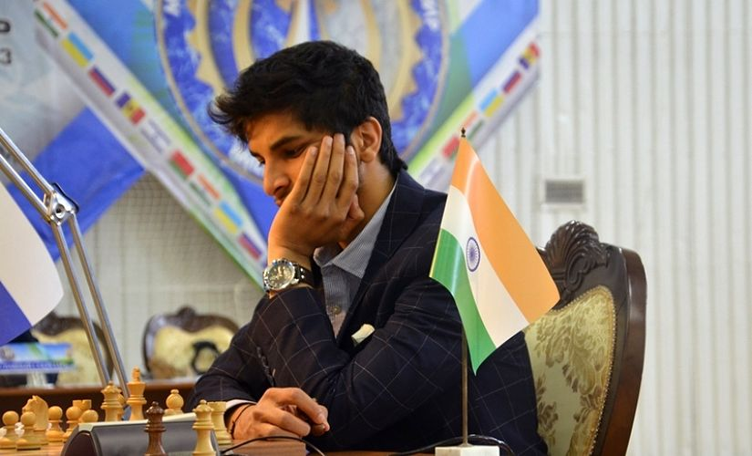 Karpov Poikovsky International Chess Vidit Gujrathis chances of winning title diminish after four successive draws