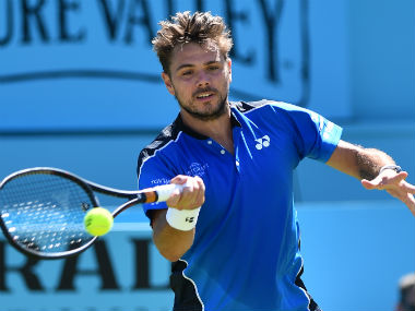 Swiss Open 2018 Stan Wawrinka pulls out of tournament after suffering back injury while training with compatriot Roger Federer