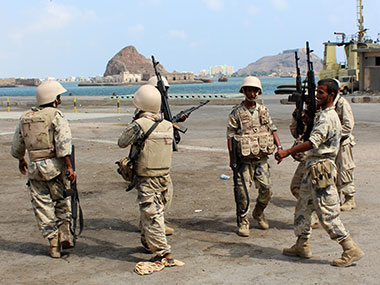 Saudiled coalition announces ceasefire in fiveyear Yemen war move aimed in part to avoid potential <span class=