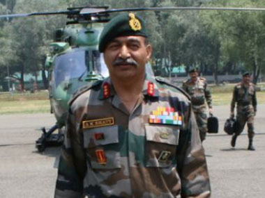 Kashmir corps commander says Governors Rule wont impact operations but NN Vohras experience may help