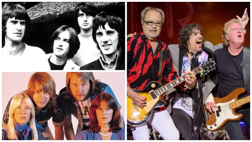 The Kinks comeback and whats prompting vintage bands to reunite in the studio or on stage