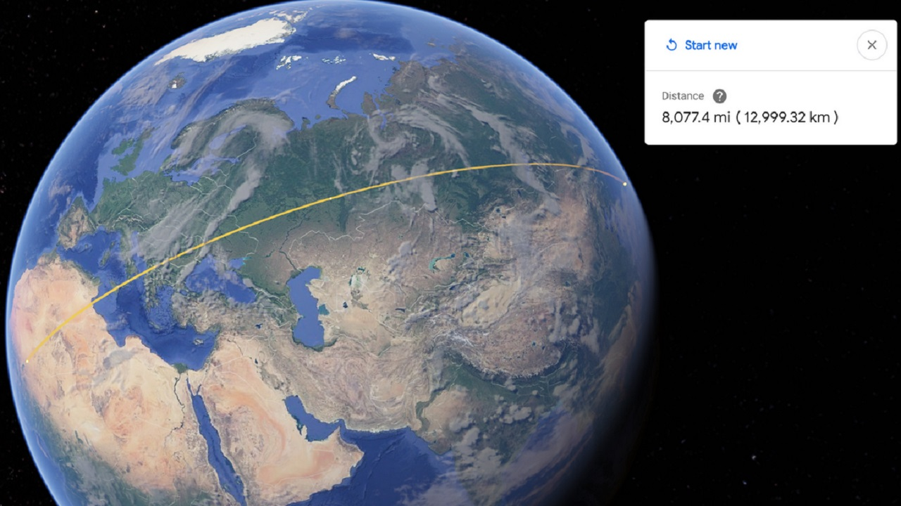 Google Earth adds timelapse feature for satellite imagery to show impacts of climate change