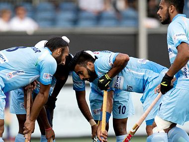 Champions Trophy Hockey 2018 Belgiums Loick Luypaert scores late equaliser to hold India