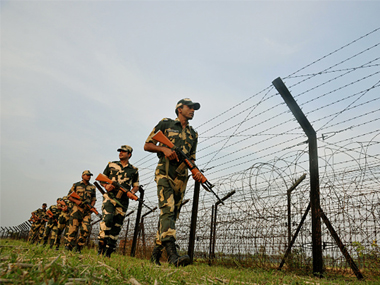 Suspected Bangladeshi nationals attack Indian border outpost in Meghalaya one BSF jawan injured