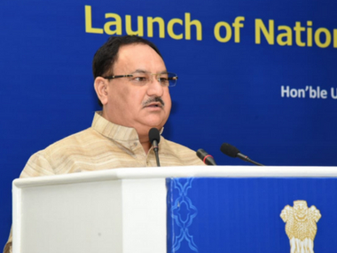 Ayushman Bharat One lakh people benefitted under health insurance scheme says J P Nadda