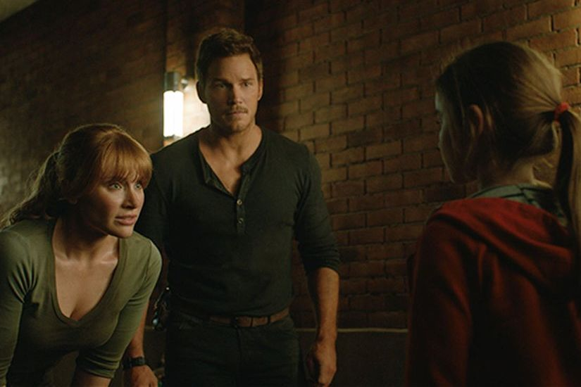 Jurassic World Fallen Kingdom tops US box office Chris Prattstarrer earns 700 million worldwide