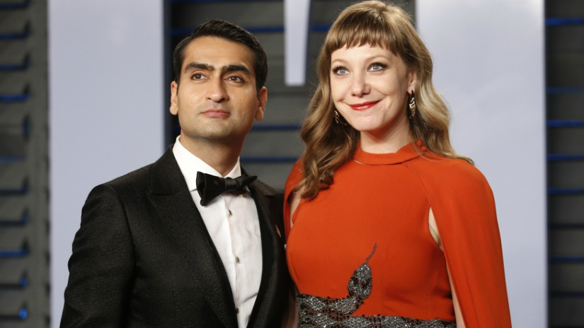 The Big Sick duo Kumail NanjianiEmily V Gordons Little America gets series order from Apple