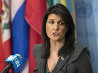 We dont trust Russia Vladimir Putin says Nikki Haley after Donald Trump receives criticism for Helsinki summit