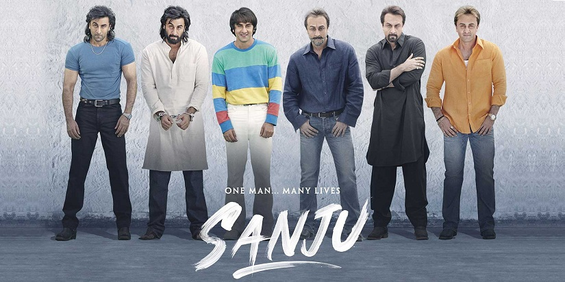 Sanju movie review Ranbir Kapoor is superb but what a startlingly dishonest Sanjay Dutt biopic this is