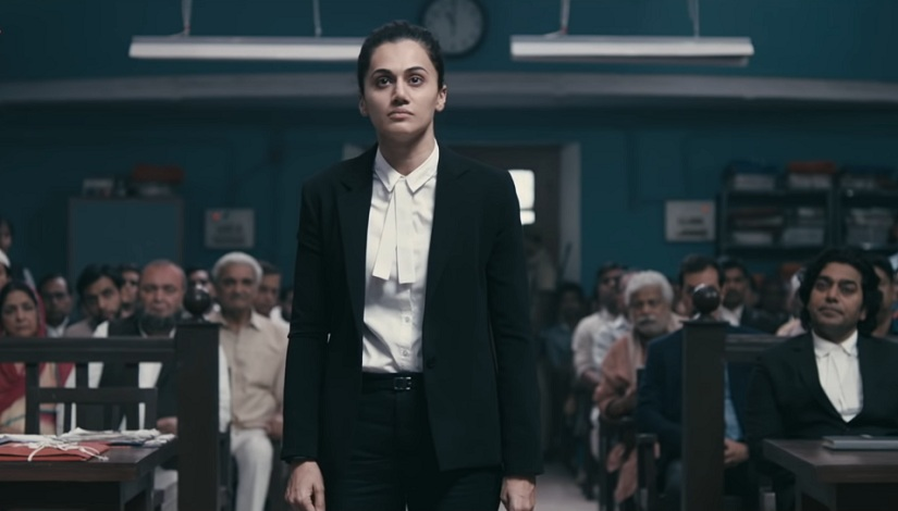 Mulk movie review Taapsee Pannu Rishi Kapoors perceptive drama is to terrorism what Pink was to feminism
