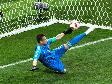 FIFA World Cup 2018 Igor Akinfeev stars for Russia as host nation stun Spain on penalties to enter quarterfinal