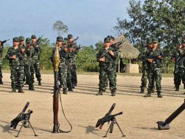Confrontation between Myanmar Army NSCNK in Sagaing ends with no casualties after rebels make tactical withdrawal