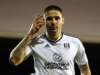Premier League Fulham FC retain Aleksandar Mitrovic on permanent transfer after prolific loan spell