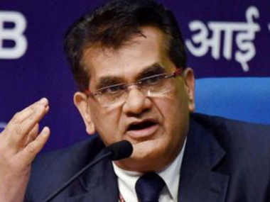 High growth achieved by India not possible without job creation Niti Aayog CEO Amitabh Kant