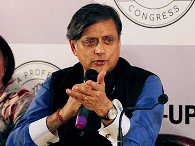 Shashi Tharoor blames rightwing activists for attacks death threats urges PM to seek action against antinational elements