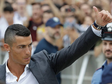 Cristiano Ronaldo receives 37 million fine and 24 month prison sentence for tax evasion