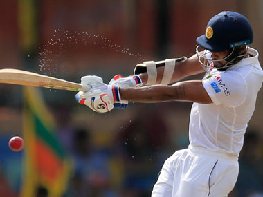Sri Lanka bowled out South Africa for just 124 runs, and extended their lead to 365 runs by stumps on Day 2. AP