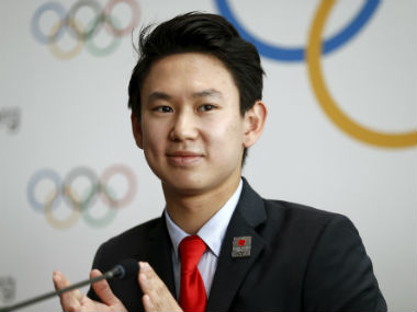 Olympic figure skating medallist Denis Ten stabbed to death by men trying to steal car mirrors in Kazakhstan