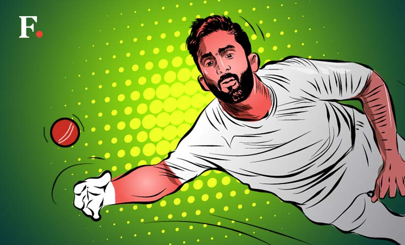 Dinesh Karthik could provide the stability to India's struggling middle order in England. Art by Rajan Gaikwad