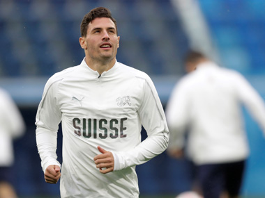 Premier League Newcastle Uniteds newly signed defender Fabian Schar keen to impress in best league in the world