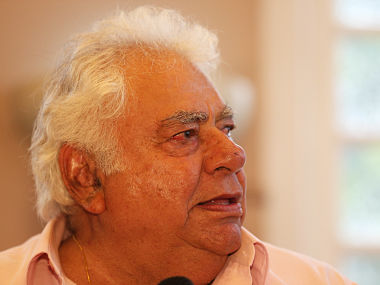 File image of Former Indian cricketer Farokh Engineer. Reuters