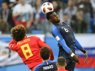 Highlights France vs Belgium FIFA World Cup 2018 Semifinal 1 at Saint Petersburg France win to reach final
