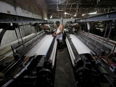 Union textiles minister Smriti Irani says govt will identify powerloom clusters launches project India Size