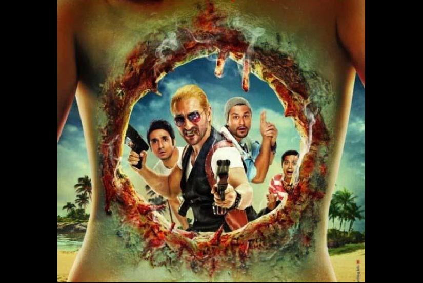 Saif Ali Khan on Go Goa Gone 2 Ill return as Boris in sequel but on a different mission this time