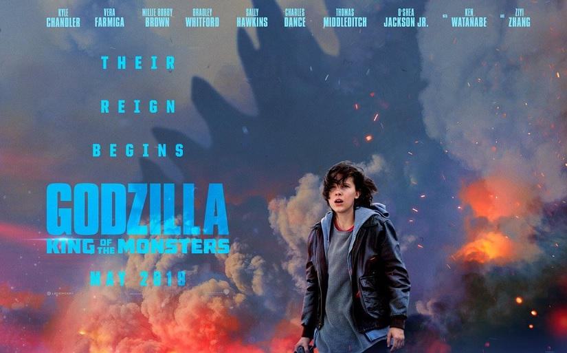 Godzilla King Of The Monsters teaser finds Stranger Things star Millie Bobby Brown in desperate need of help