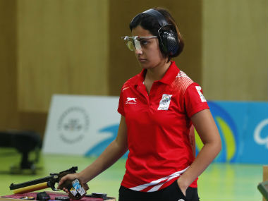 Asian Games 2018 India shooter Heena Sidhu aims to break gold medal jinx in Jakarta