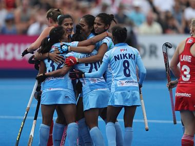 Womens Hockey World Cup 2018 Neha Goyal scores to help resolute India hold England to a draw in opening clash