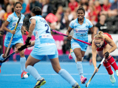 Womens Hockey World Cup 2018 Resilience faith help India hold USA to draw inch closer towards quarters