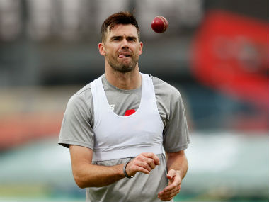 File image of James Anderson. Reuters