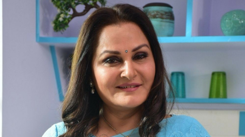 Actressturnedpolitician Jaya Prada to make her television debut as lead characters mother in Perfect Pati