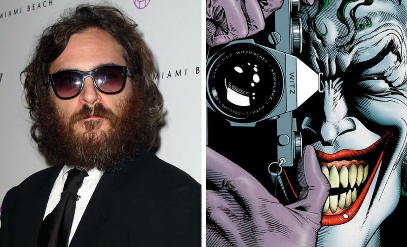 Joaquin Phoenixs standalone Joker movie confirmed by Warner Bros Jared Letos spinoff also in works