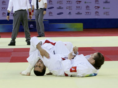 Asian Games 2018 All you need to know about jujitsu and sambo two martial arts that will feature at Indonesia event