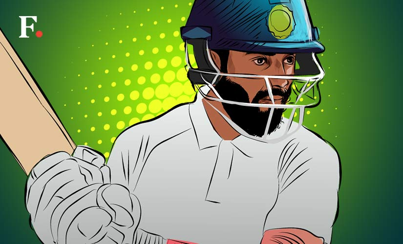 KL Rahul will have to make most of his opportunities to cement his place in India's Test squad. Art by Rajan Gaikwad