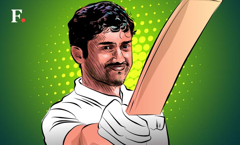 Karun Nair will have to make most of the limited opportunities in England to revive his international career. Art by Rajan Gaikwad