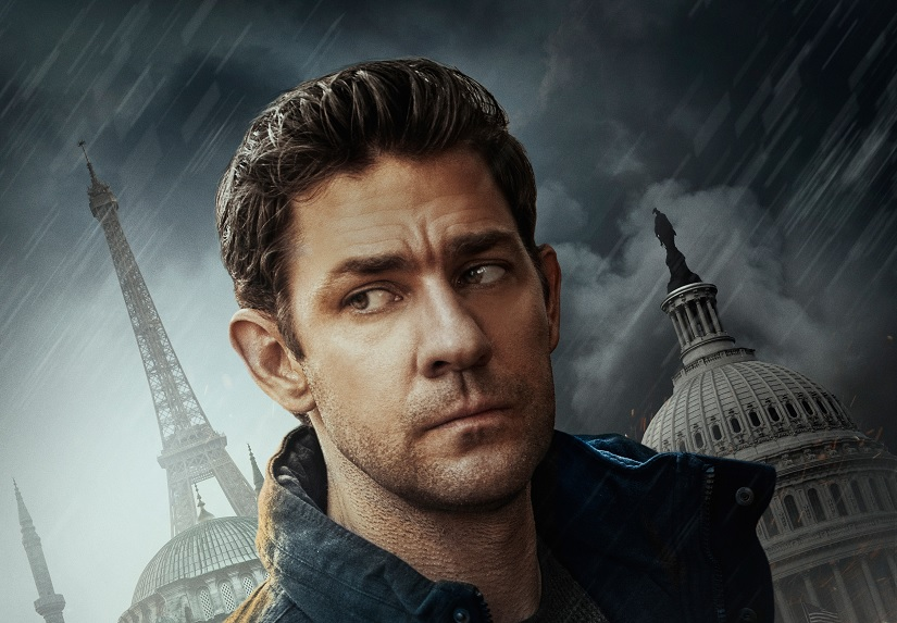 John Krasinski on losing Captain America role to Chris Evans and his upcoming Amazon show Jack Ryan