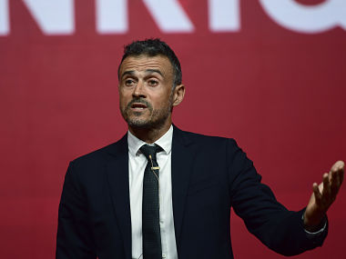 New Spain coach Luis Enrique promises evolution says there will be plenty of surprises in first squad