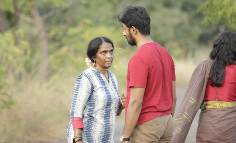 Dhamayanthi on adapting her short story Thadayam for the big screen Wanted to explore womens choices