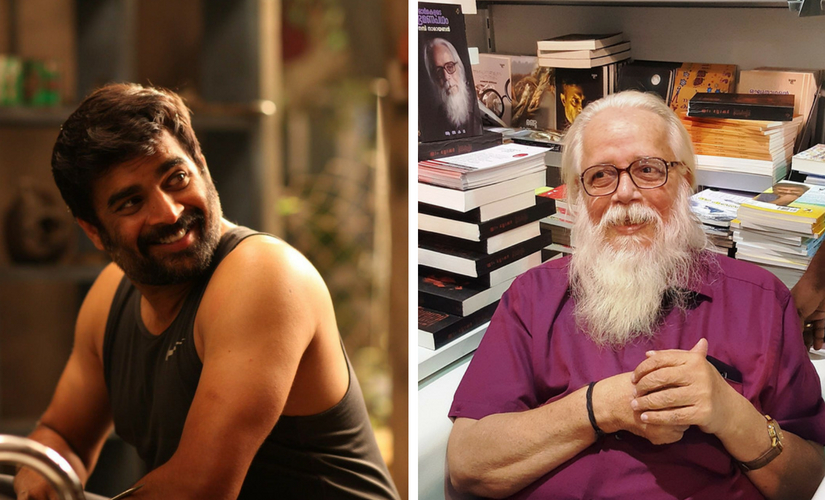 Madhavan to star in director Ananth Mahadevans untitled biopic about ISRO scientist Nambi Narayanan